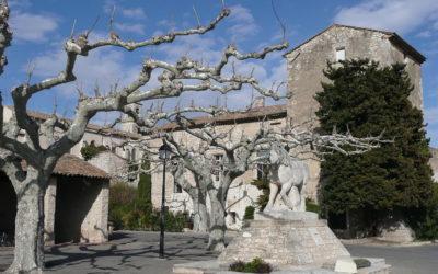 Venez visiter Mollégès ( Village Provençal )